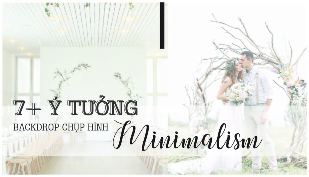 Kiss Wedding Planner ý Tưởng Backdrop Minimalism (10)